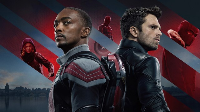The Falcon and the Winter Soldier [2021]