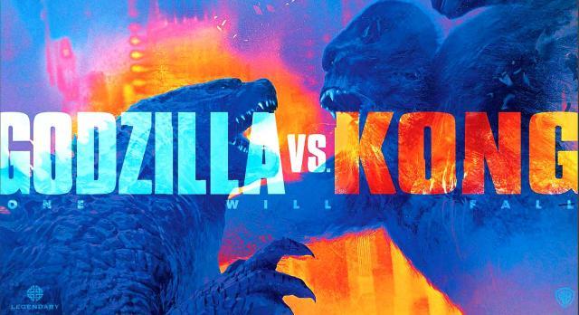 Godzilla vs Kong [2021]