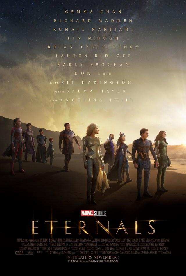 Marvel Studios' Eternals - Poster