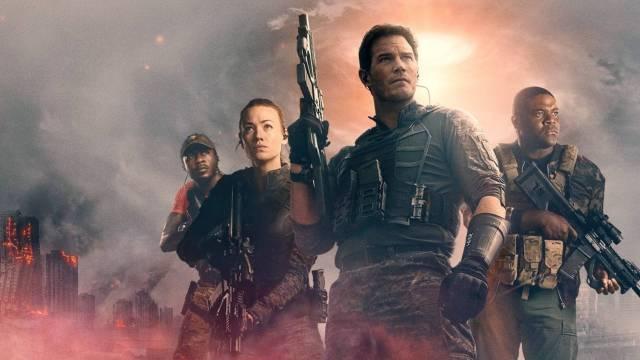 The Tomorrow War [2021]