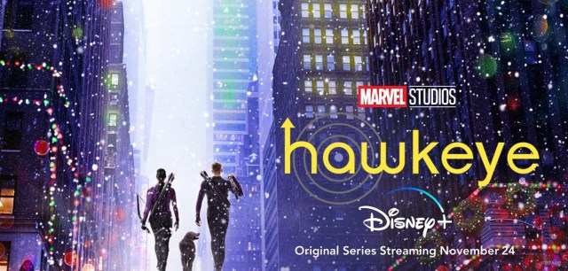 Marvel Studios released the first Hawkeye trailer