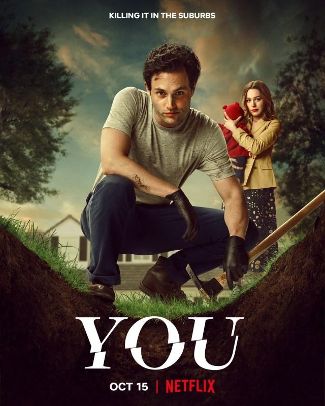 You: Season 3 - Netflix Canada October 2021