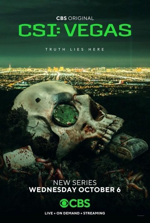 CSI: Vegas - Prime Video Canada October 2021