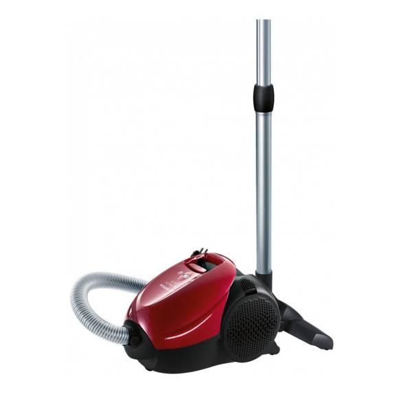 BOSCH BSN1701RU 1700W RED BAGGED VACUUM CLEANER | PeachZone