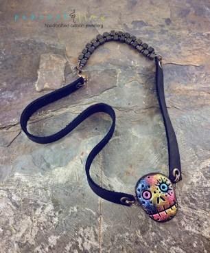 sugar-skull-wrap-bracelet-3
