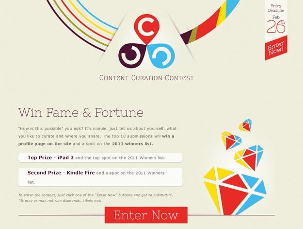 AtlanticBT Content Curation Contest