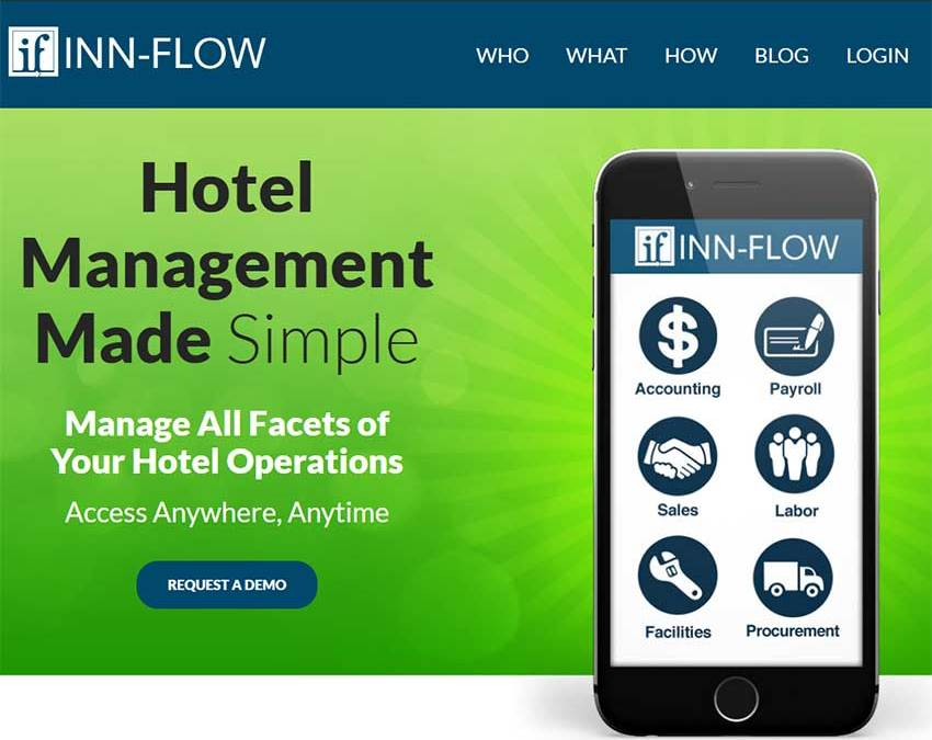 Inn Flow Search Optimization