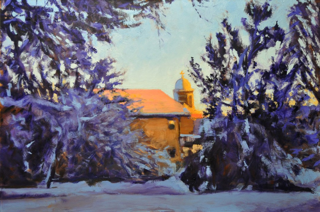 Dennis Gardens, Winter by Mark Patnode