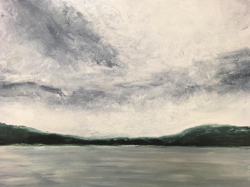 Gunmetal Lake