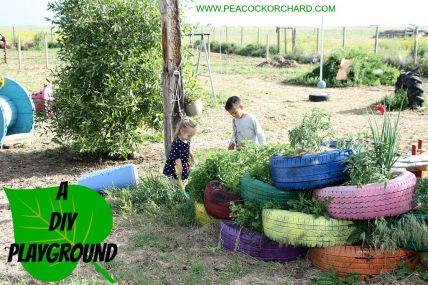 a diy playground
