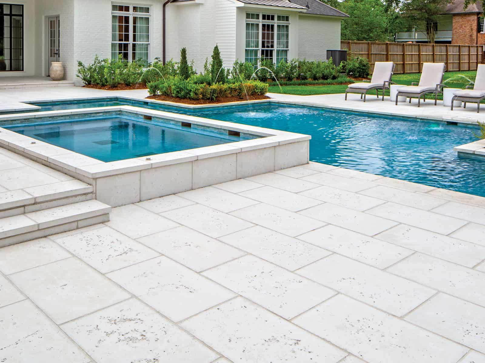 concrete pavers for pools poolside