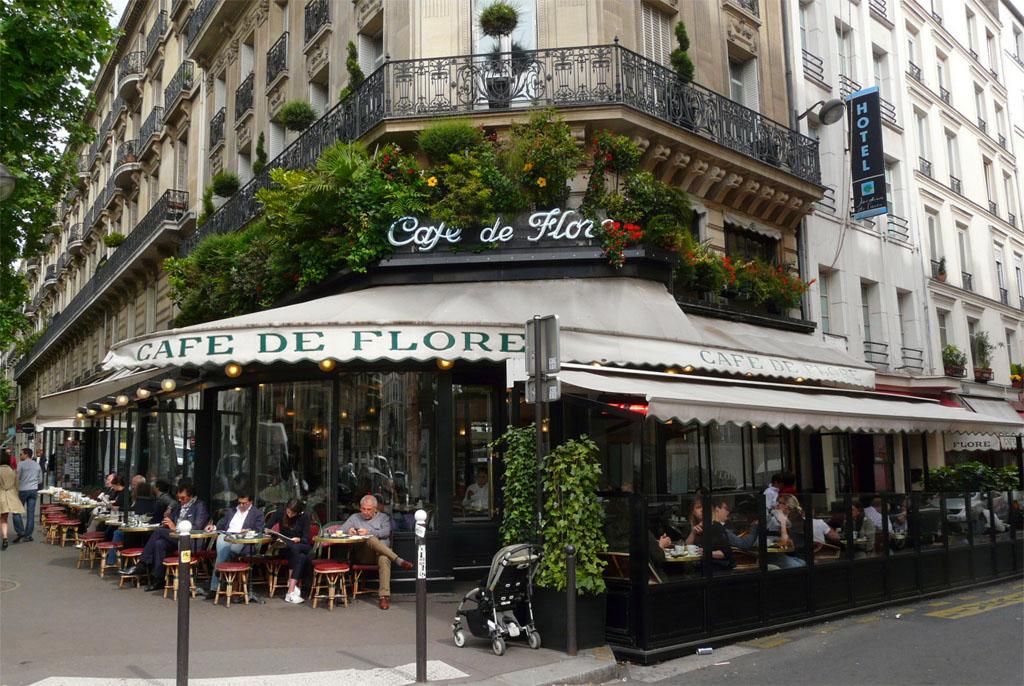 Image result for cafe de flore