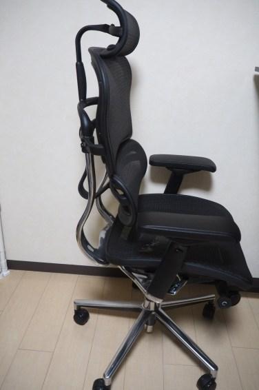 Ergohuman Chair Side
