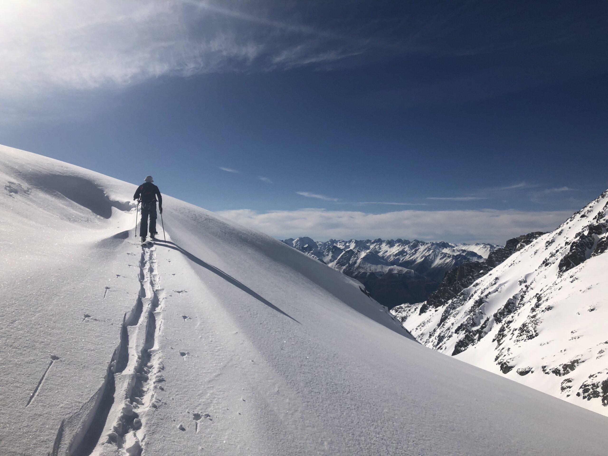 Ski Touring in New Zealand