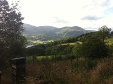 View across Coniston Water