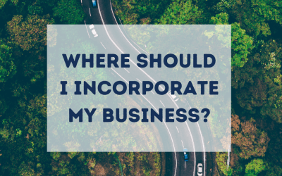 Where should I incorporate my business?
