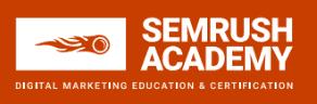 SEMRush Academy - Qualification