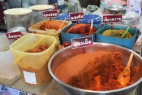 Curry pastes made fresh everyday