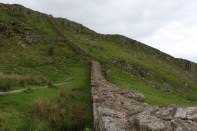 Our first look at Hadrian's Wall