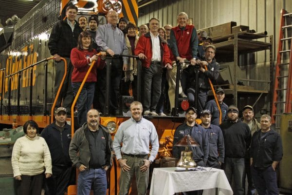 Peaker Services Group Photo
