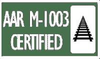 AAR M-1003 Certified