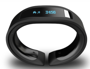 Movea fitness band