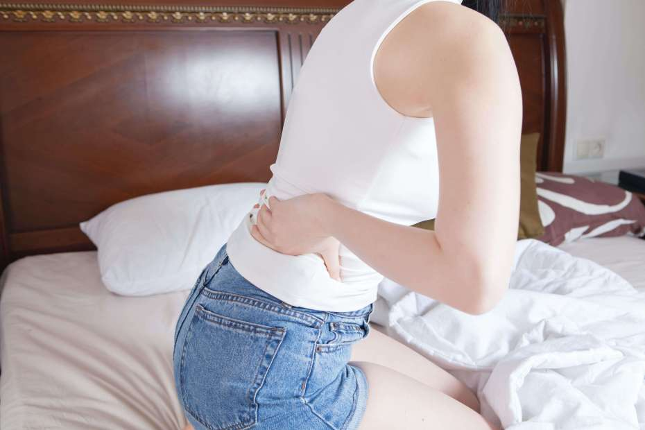 Having Low Back Pain While doing housework