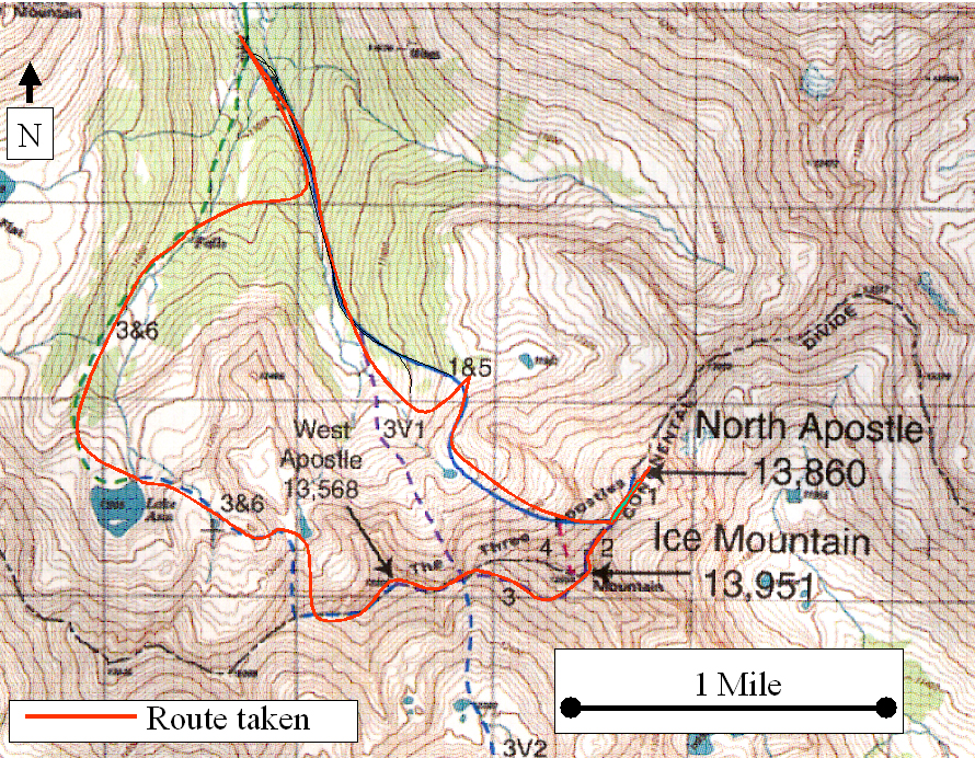 Our route path