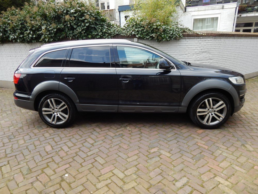 Peak Perfection Auto Detailing Audi Q7