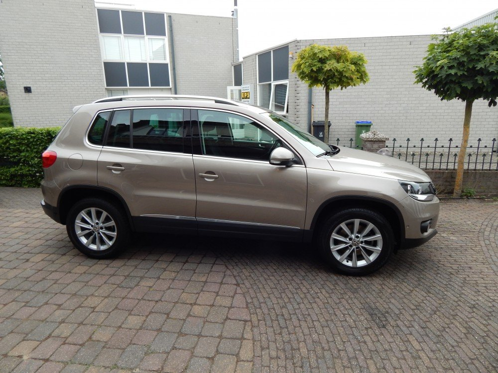Peak Perfection Auto Detailing Volkswagen Tiguan