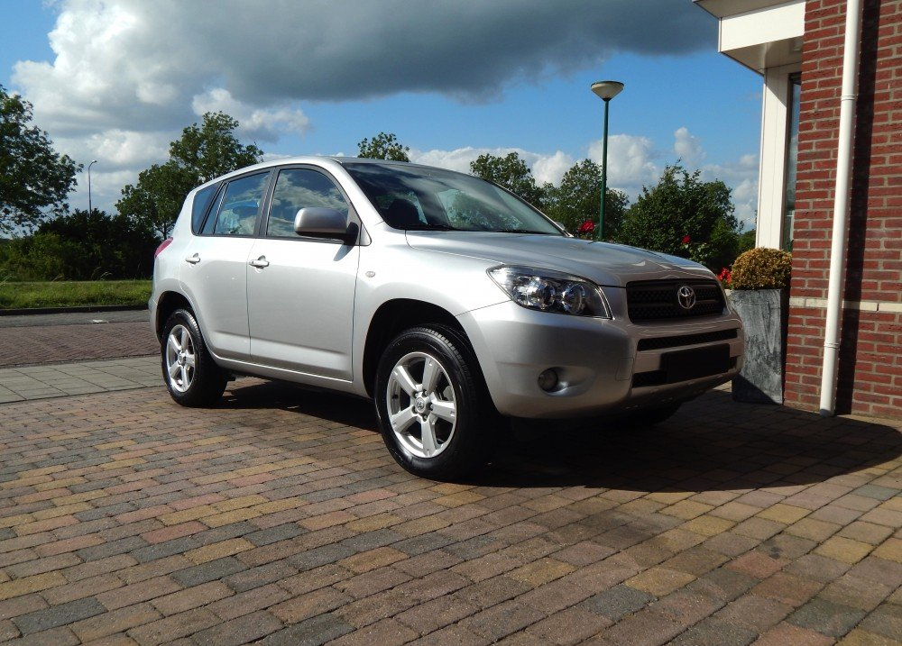 Peak Perfection Auto Detailing Toyota Rav4