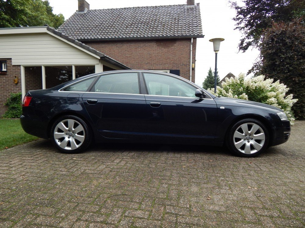 Peak Perfection Auto Detailing Audi A6