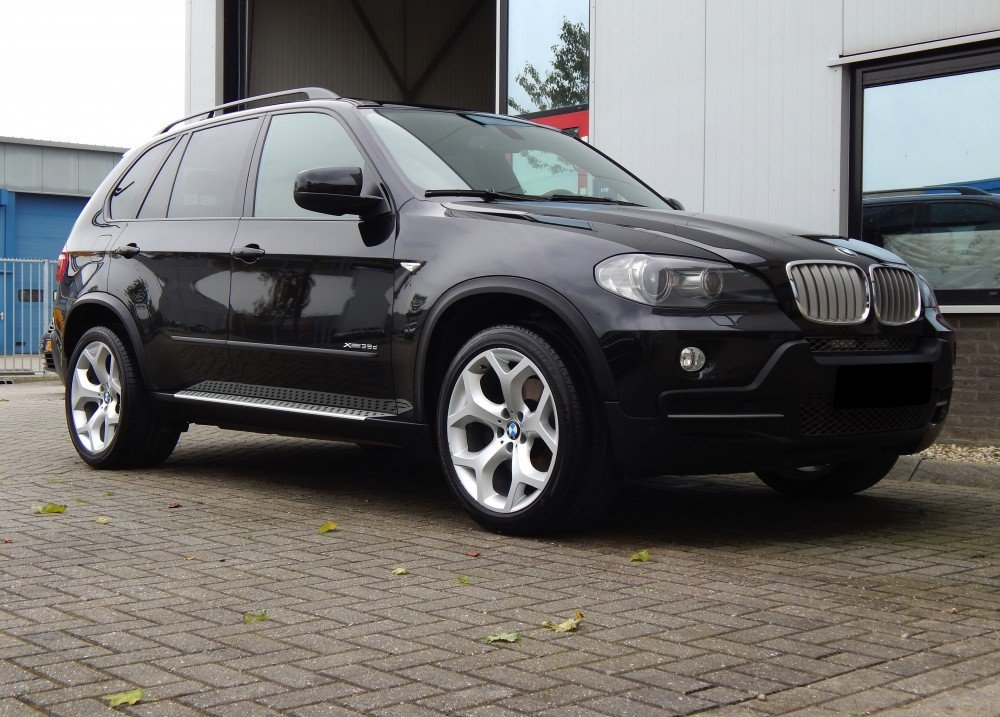 Peak Perfection Auto Detailing BMW X5 exterieur en interieur detail