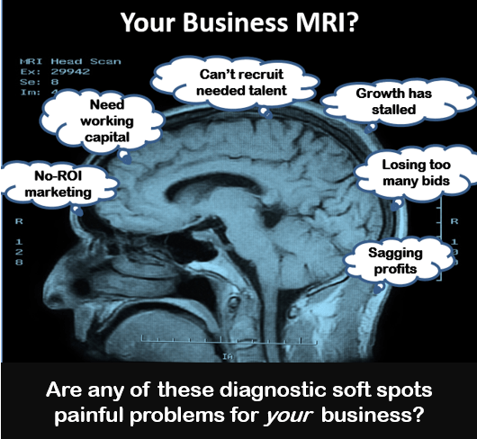 cash flow pains need a business MRI to find a cure