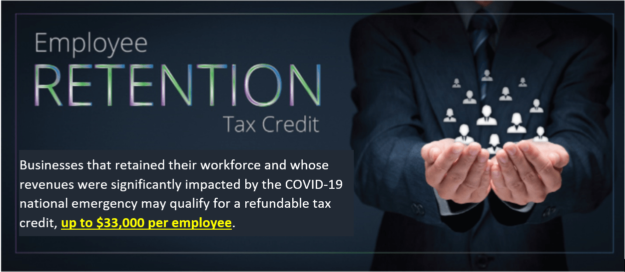 Employee Retention Tax Credit Expanded and Extended
