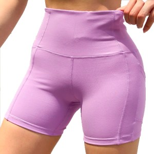Running Shorts with Pockets Women