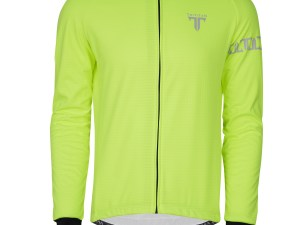 TriTiTan pro cycling thermal jacket