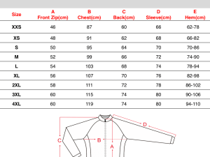 BGSET long sleeve thermal cycling  jersey with zipper pocket at the back