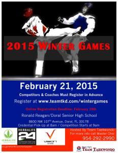 winter games 2015