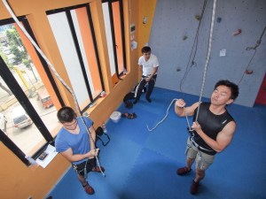 Level 1 Belay Class