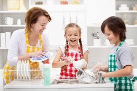 Childhood Chores:  Why Not?