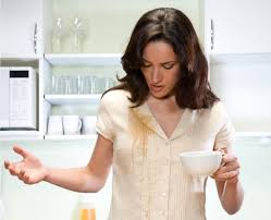 FIX COFFEE STAIN ON YOUR CLOTHES