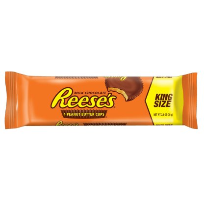 Reese's King Size Peanut Butter Cup Einzelriegel