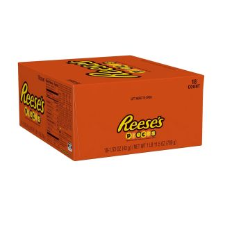 Reese's Pieces Box 18x34g