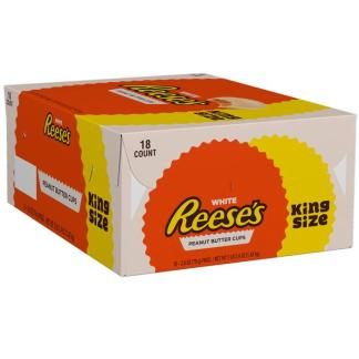 Reese's White Cups King Size Box