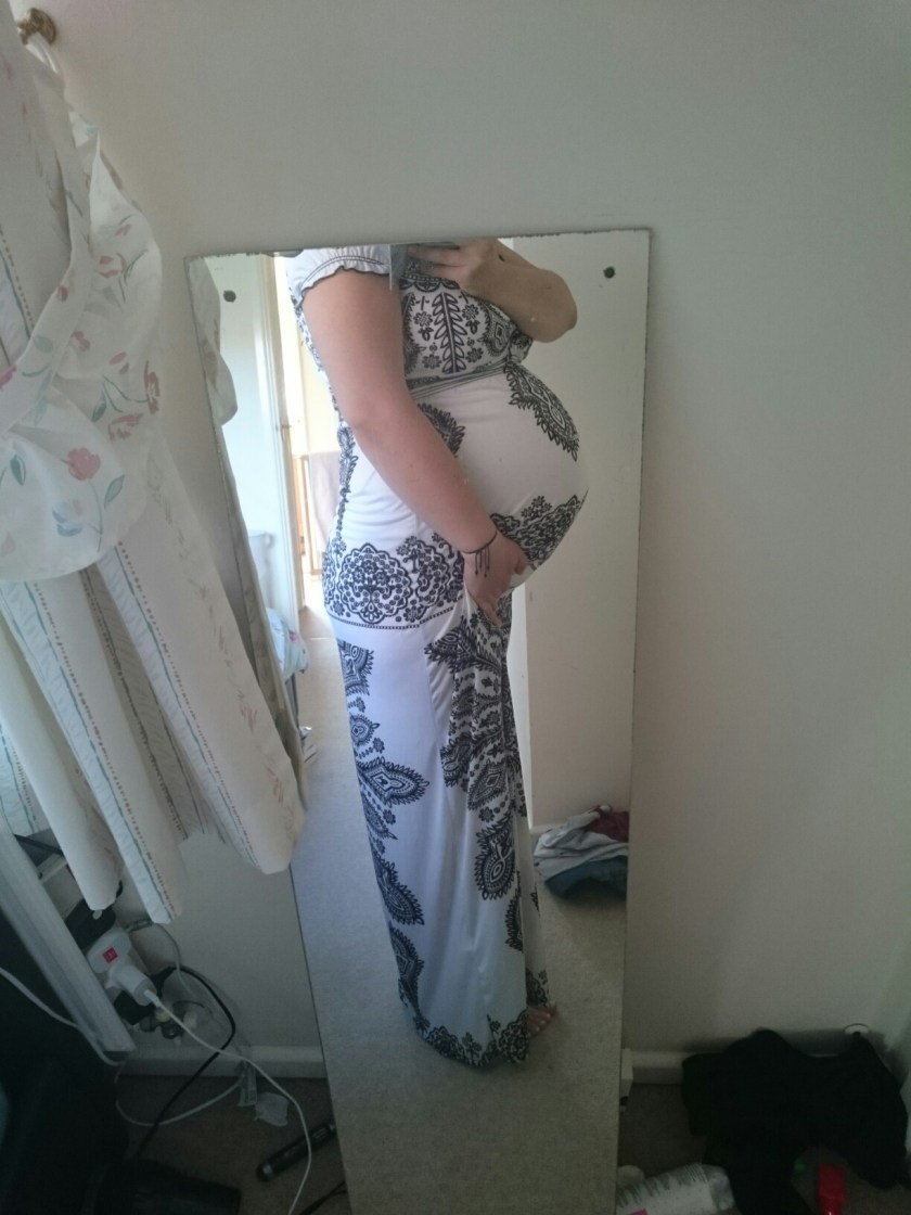 36-week pregnancy update