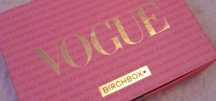 My First Birchbox A Review