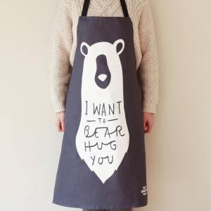 Bear Hug Apron