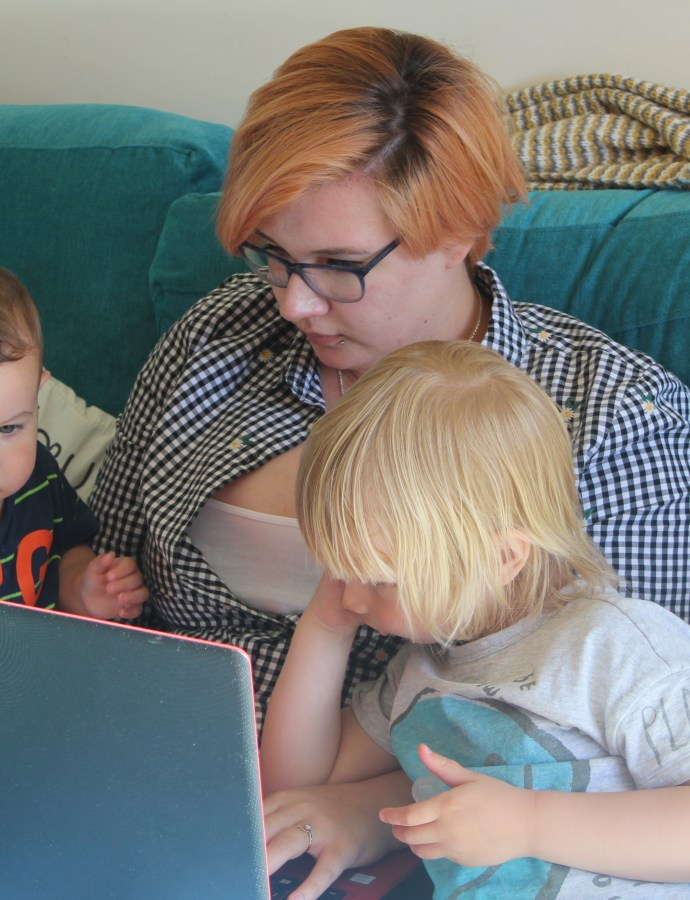 How to survive working from home when you're a parent