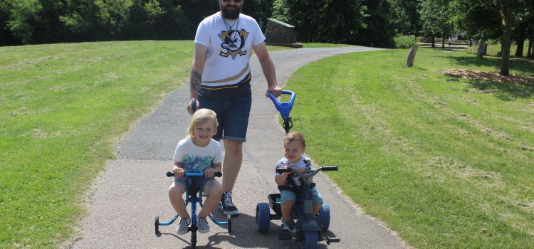 Would you replace your buggy with a trike? Our Micro Trike review